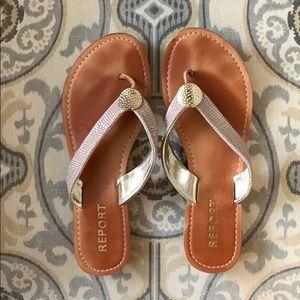 Dressy flip flops